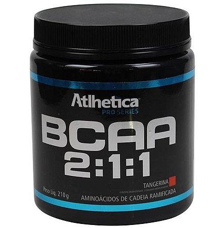 BCAA 2:1:1 Atlhetica 210g - Tangerina