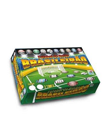 Jogo de Futebol de Botão Brasileirão 1788 Big Boy