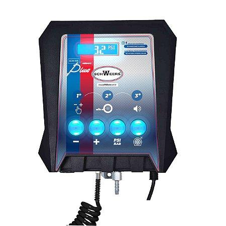 Calibrador Eletrônico 145 LBS AIRMAX PLUS Schweers