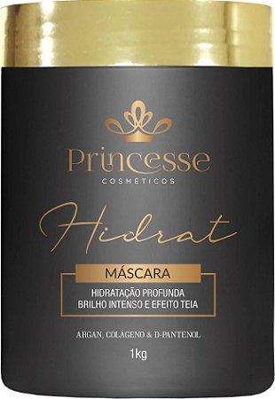 Mascara de tratamento Hidratação Profunda EFEITO TEIA 1KG Princesse