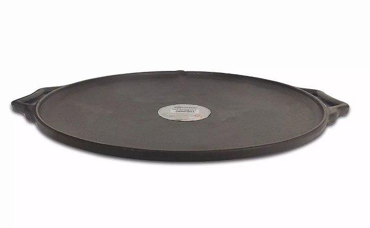 Chapa Picanheira Bifeteira De Ferro Fundido Tipo Disco 45cm