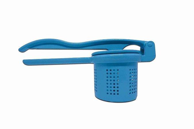 Espremedor De Batata Colors Azul P/ Cozinha - Alumínio