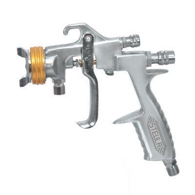 Pistola Pintura Profissional Ms36 Alta Produção Sem Caneca