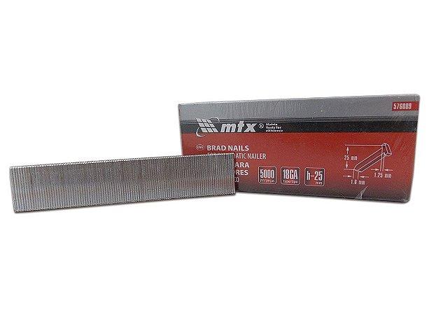 Pinos para Pinadores Pneumáticos 25mm x 1,25mm 576089 MTX