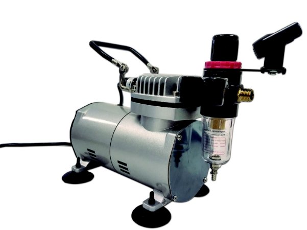 Compressor Ar Direto Aerografia Bivolt OT