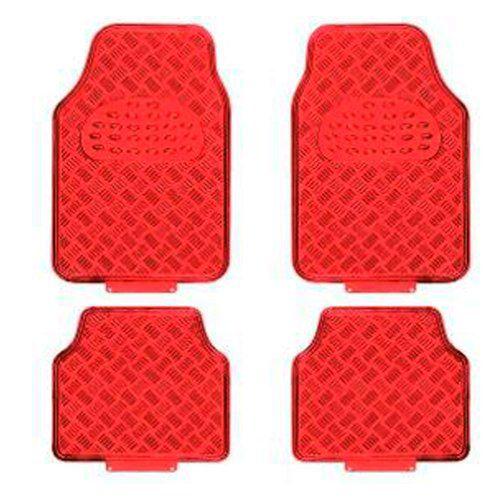 Jogo de Tapetes em Alumínio Para Automóveis Várias Cores