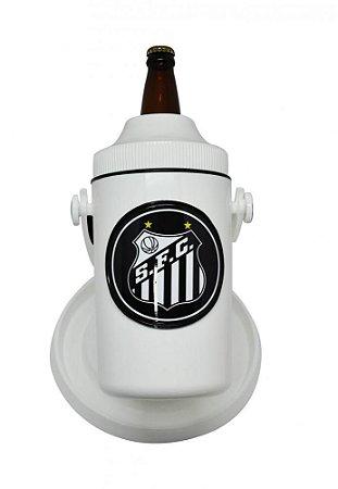 Cervegela Flex Elite C/ Suporte Rotativo Clube Santos