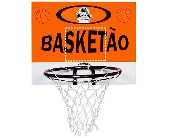 """Tabela de Basquete """"Basketão"""" Brinq. Oliveira"""