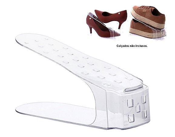 Organizador de Sapato e Tênis Cristal 1060 Paramount