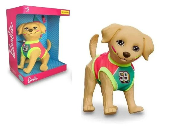 Pet Fashion da Barbie Olimpiadas 1268 Pupee