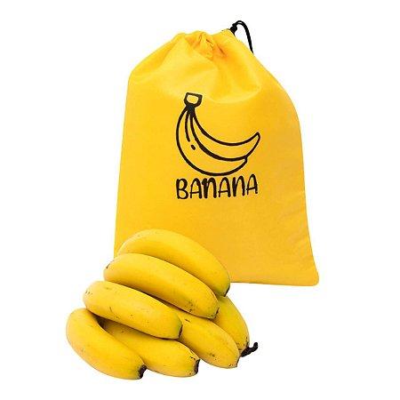 Organizador e Protetor De Alimentos Banana 950 Vb Home