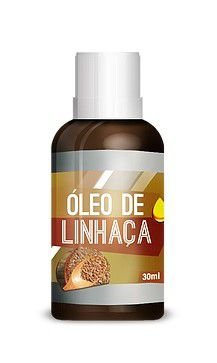 ÓLEO DE LINHAÇA DOURADA 30ML - EPA NATURAIS