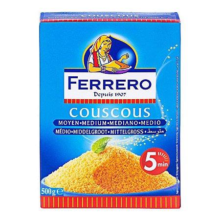 COUSCOUS MARROQUINO 500G - FERRERO