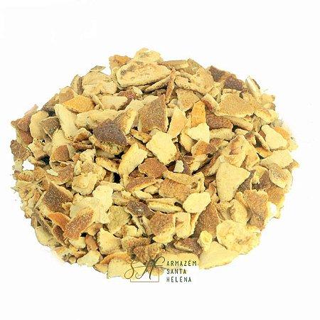 CHÁ DE LARANJA DOCE EM CASCAS 100G (Citrus Aurantium Dulcis)