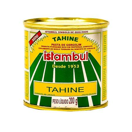 TAHINE PASTA DE GERGELIM 200G - ISTAMBUL