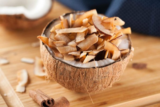 COCO CHIPS CANELA 100G