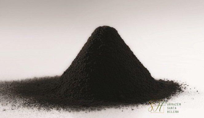CACAU EM PÓ ALCALINO BLACK 100G (GRANEL, COM LAUDO DE QUALIDADE)