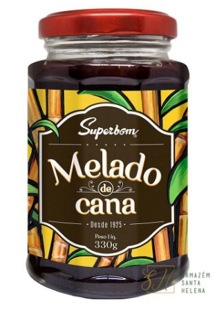 MELADO DE CANA 330G - SUPERBOM