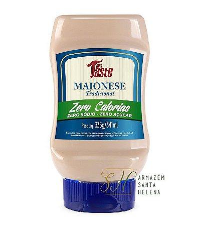 MAIONESE ZERO 335G - MRS TASTE