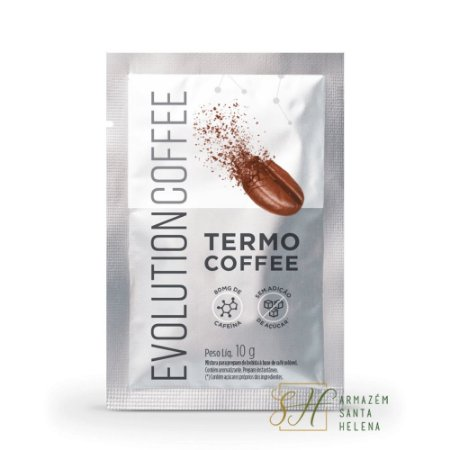 EVOLUTION COFFEE TERMO COFFEE SACHÊ 10G