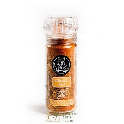 MOEDOR BBQ MIX BARBECUE 80G - BR SPICES