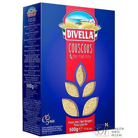 COUSCOUS MARROQUINO 500G - DIVELLA