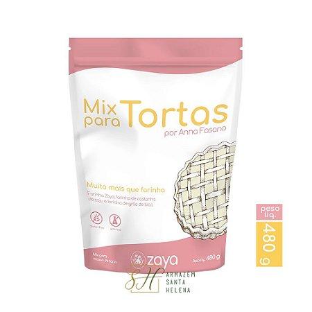 MIX PARA TORTAS 480G - ZAYA