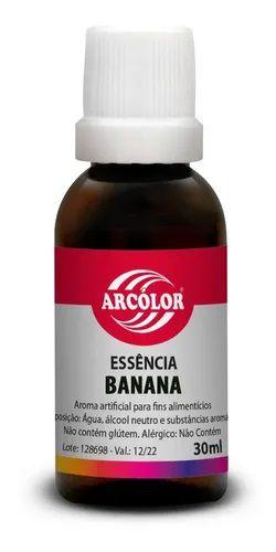ESSÊNCIA DE BANANA 30ML - ARCOLOR