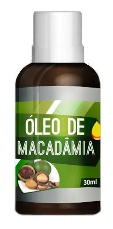 ÓLEO DE MACADÂMIA 30ML - EPA NATURAIS