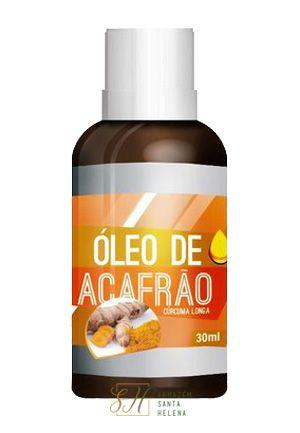 ÓLEO DE AÇAFRÃO 30ML - EPA NATURAIS (Cúrcuma Longa)