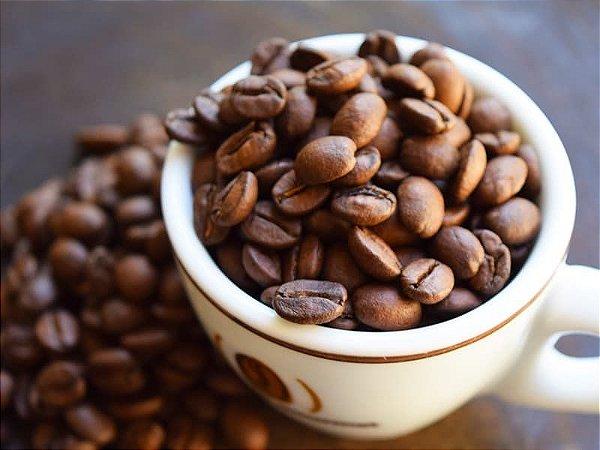 CAFÉ TORRADO EM GRÃOS 100G