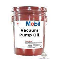 MOBIL VACUUM PUMP OIL BD  20L OLEO PARA BOMBA DE VACUO E COMPRESSORES DE AR