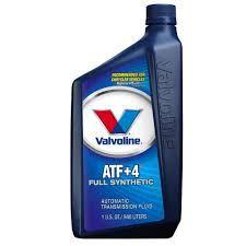 VALVOLINE  ATF+4 / ATF 4