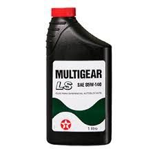 TEXACO MULTIGEAR 85W140