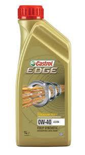 CASTROL EDGE 0W40
