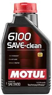 MOTUL 6100 SYN ENERGY 5W30 C2