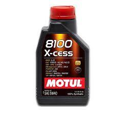 MOTUL 8100 X CESS 5W40