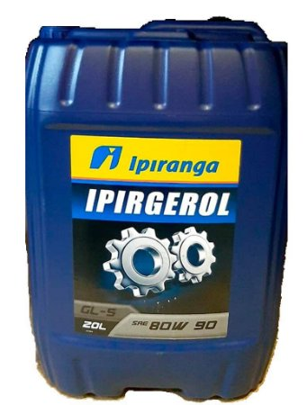 IPIRANGA IPIRGEROL GL-5 SAE 80W-90
