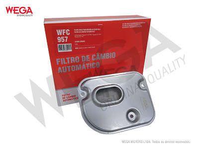 FILTRO CAMBIO AUTOMATICO TIGUAN E PASSAT WFC 957
