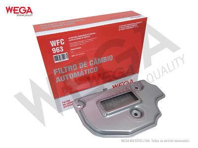 FILTRO CAMBIO AUTOMATICO VOLKSWAGEN WFC 963