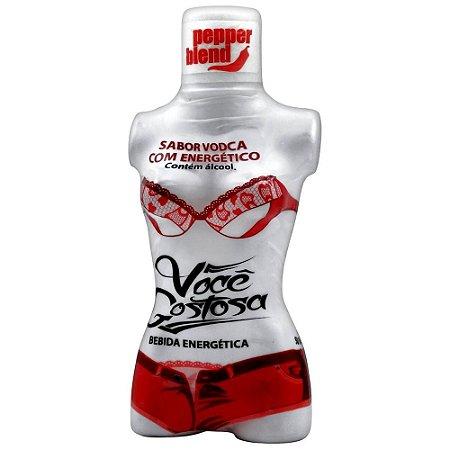Bebida Energética Afrodisíaca Você Gostosa Vodka com Energético