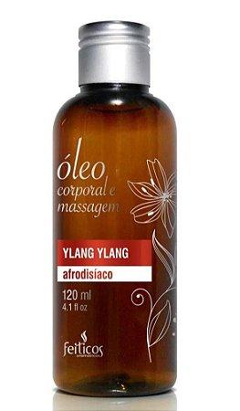 Óleo Massagem Ylang Ylang 120ml