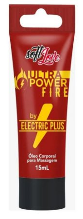 Estimulante Vibrador Líquido Ultra Power Fire Eletric