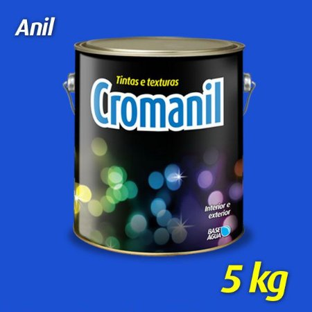 ANIL - Esmalte Acetinado Cromanil  3,6 L