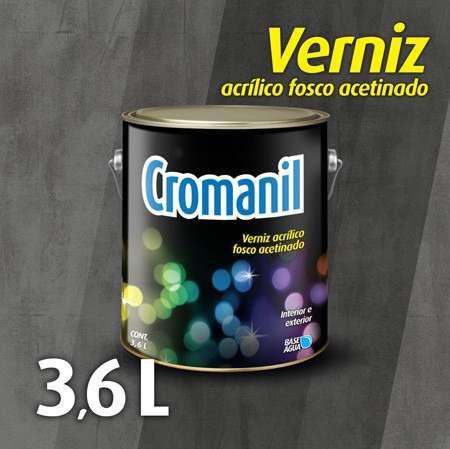 Verniz Acrílico Fosco 3,6L