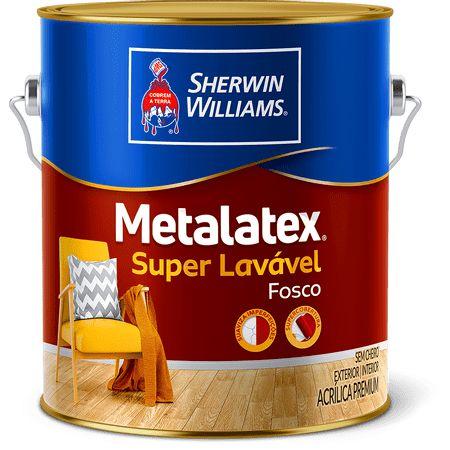 Tinta Acrílica Metalatex Fosco Branco