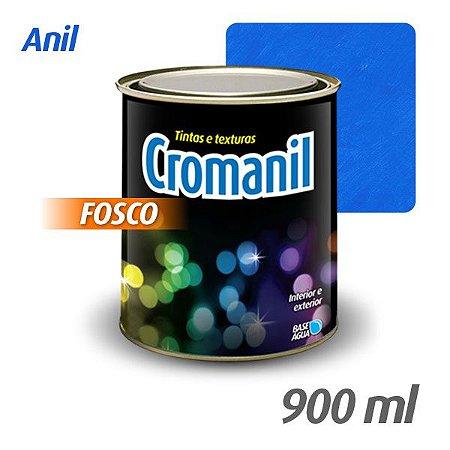 ANIL - Cromanil Tinta Acrílica Fosca 900ml