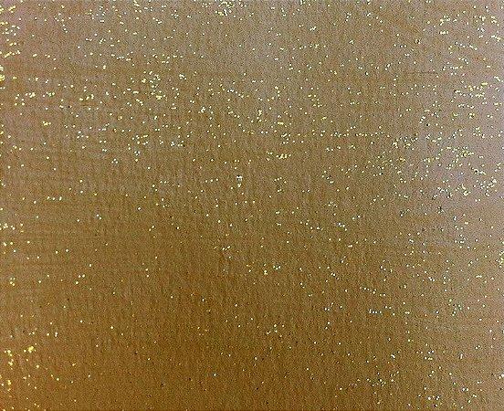 OURO - Luminuz Verniz Glitter  Lata (25kg)