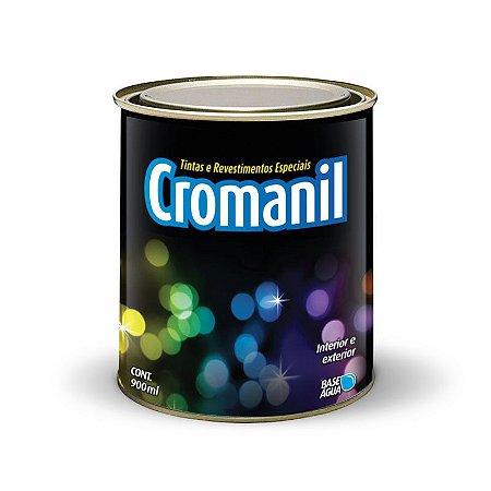 CROMANIL LATEX ACRÍLICO BRANCO FOSCO 1/4