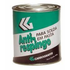 Anti-respingo Pasta 350g para Solda Sem Silicone